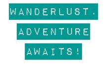 Wanderlust - Adventure Awaits! / To travel is to live! Here at Arctic Adventures we sure love to travel. Here we share some of the wanderlust quotes with you. Let us know if they inspire you to come to Iceland. Make sure you check out our tours on www.adventures.is. We are looking forward to meet you!