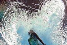 Nager {to swim}