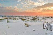 Gulf Coast Beaches / Celebrating the beautiful beach life along the Gulf Coast.