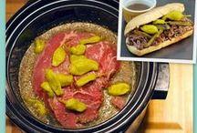 Slow Cooker Cafe / Crock pot goodies