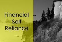 Financial Self Reliance / Simple ways to re-gain your financial independence!!