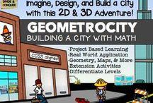 Teaching: UOI - Cities / Resources, ideas, etc. for IBO UOI on city development.  #education #teaching #ibo #uoi