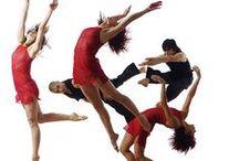 Dança / Ballet clássico, moderno e outros movimentos