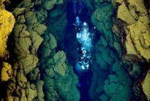 Scuba diving tours / Check out our scuba diving tours at: www.divesilfra.is