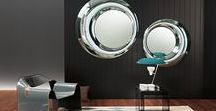 Reflections. Reflections. / Designer, Modern and Contemporary Mirrors