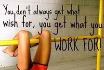 get in shape!