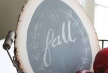 Fall Fun / Fall decor, crafts and food! / by Angela- Unexpected Elegance
