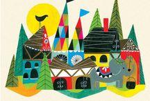 Children's art / by Lucy Davies