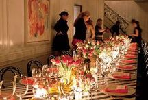 Irresistible Entertaining / All the Best in Dinners, Parties, Galas and Celebrations / by TIffany Squared