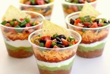 Appetizers, Dips & Salsas