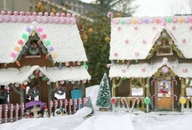Gingerbread / by Linda ~