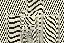 stripes / Stripes fascinate me--I love their rhythms and patterns. Some of my research on using stripes in my quilts. / by Ann Brauer