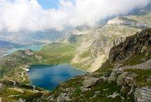 Colle del Nivolet-Italy