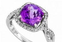 Amethyst / by Riddle's Jewelry