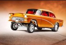 55 Chevy / by Onlinenow LLC