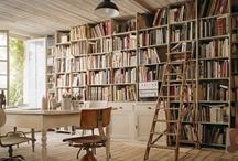 Home Decor | For My Books / by Patrícia Kitamura
