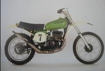 Moto da cross anni '70-'80