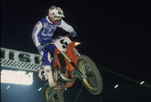 Ricky Johnson / Motocross legend