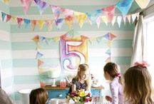 Girl's Birthday Party / by Angela- Unexpected Elegance