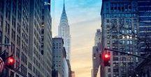 I <3 NY / NYC inspiration