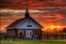 The beauty of a Church / by Donna Shubrook Heacock