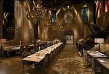 NYC Most Beautiful Restaurants  / by TIffany Squared