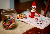 Elf on a Shelf / by Tiffany Rein