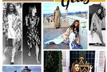 Style Inspiration: the 60s  / by Ainsley Daley