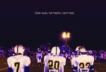 Texas Forever / taking my obsession with FNL and Tim Riggins to the next level  / by Ainsley Daley