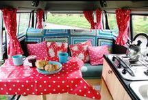 Camper Van Dreams / by Crafty Blueberry