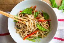Recipes - Asian inspired