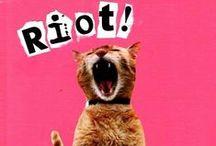 Riot Grrrl / Girls invented punk rock, not England.