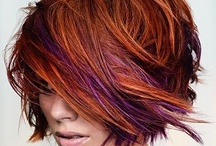 Hair Cuts, Color and Styles I like / by Kathryn Andersen