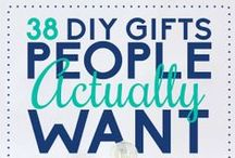 DIY, yay. / Inspiration, ideas, & products for being crafty / by Becca Joy