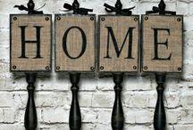 Home Sweet Home / by Debbie Snedden, Ramsauer Reed