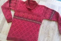 Knitting inspiration / by Janice Walsh