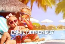 - Family Friendly Faves - / Family holidays are the best kind! Get inspired and plan child-friendly activities before you jet off.