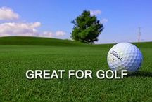 - Great For Golf - / Get away and play!