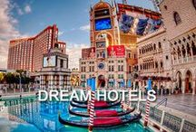 - Dream Hotels - / A selection of amazing hotels that make you want to hop onto the nearest plane and catch some rays!