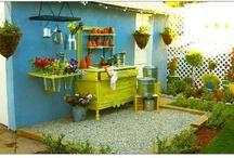 Gardening / Ideas for our garden.