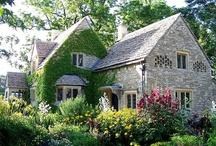 Charming Cottages / Cottages..duh / by Kim Constantine