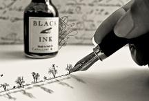 The Scribe / by Roxana Riaz