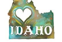 my idaho!(: <3 / by Ally Pollard