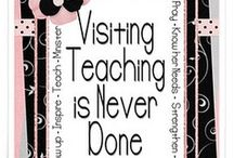 Visiting teaching / by Michelle Tunney