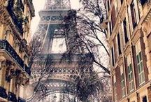 Paris / by Courtney Wells