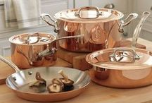 Mauviel Cookware Sets / Gorgeous Cookware Sets from Mauviel: Something for Everyone and Every Kitchen.