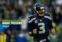 Go Hawks! 12th Man / Are you ready for some Football? / by Kim Constantine
