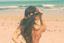 S U M M E R  D A Z E ☀️ / by Courtney Blatt ☯☪