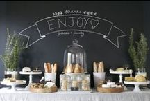 Deco - Sweet tables