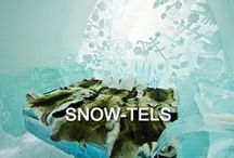 - Snow-tels - / Gorgeous hotels in snowy destinations, including some of the most incredible ice hotels!
